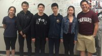 Results for the Grade 9 International Fryer Math Contest are in and students at Moscrop have plenty to be proud of. Moscrop was ranked #1 in Canada and tied for […]