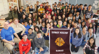 The Moscrop Leo Club was one of two Leo Clubs in Canada that was a recipient of the Leo Club Excellence Award. A banner patch and chevron are awarded to […]