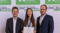 Congratulations to Michelle Fong for winning first place at the SFU provincial Concours d'Art Oratoire ! Michelle Fong (BC Minister of Education Rob Fleming, left) 1st Place  Grade 10 Immersion  […]
