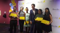 Moscrop is extremely proud of its Beedie Luminaries Scholarship Recipients.  Pictured with Ryan Beedie are: Elshen Alizadeh-Ebadi , Simren Cogley, Chinenye Oluka, Lovely Ranges, and Radhika Patel A reception was […]