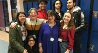 """Some of Moscrop's most dedicated senior Drama students attended The inaugural BC branch of the International Thespian Society's Drama festival this past Friday and Saturday. We learned so much, met […]"